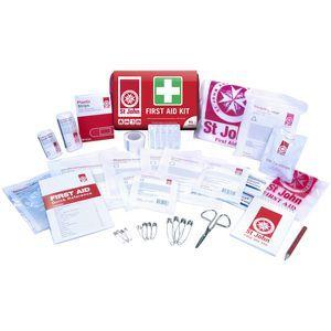 St John Ambulance Medium First Aid Kit   Officeworks