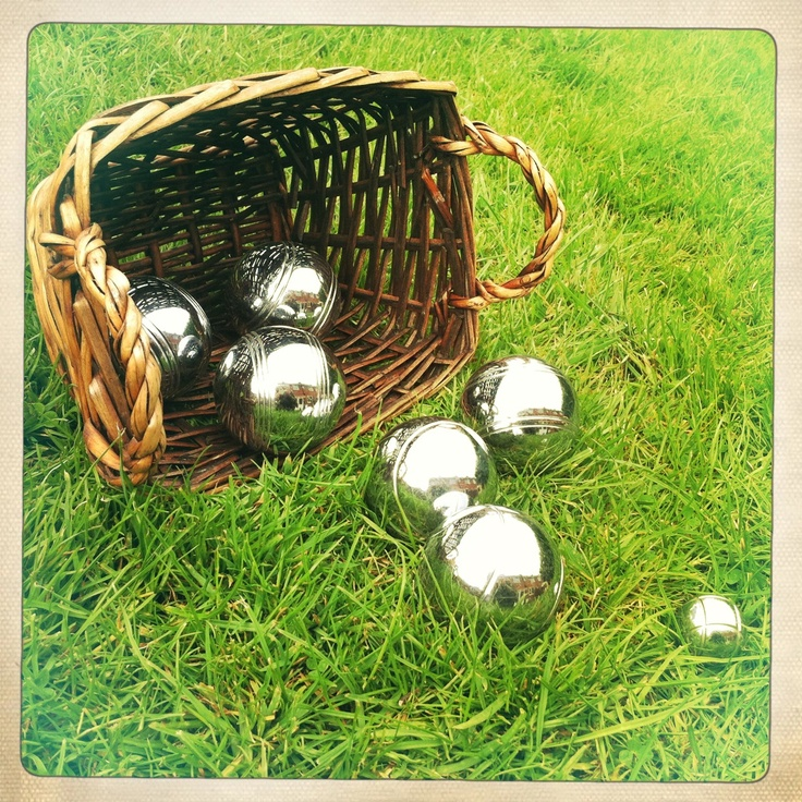 Vintage Lawn Games to hire...Boules  from www.somethingoldsomethingnew.org.uk