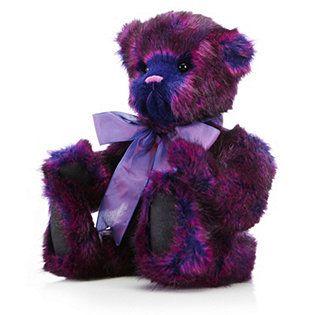 Charlie Bears Collectable Firework 16.5 Plush Bear