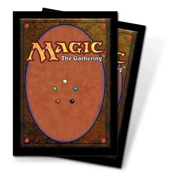 Card Back Standard Deck Protectors for Magic the Gathering.. for Kyle. http://www.ultrapro.com/product_info.php?products_id=1115