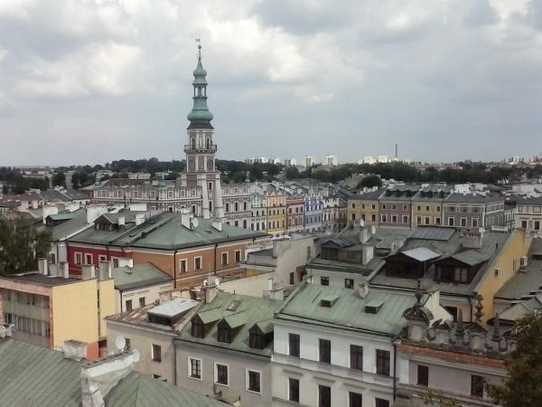 Zamość, M. Klempkowicz #Poland #city #photo #photography