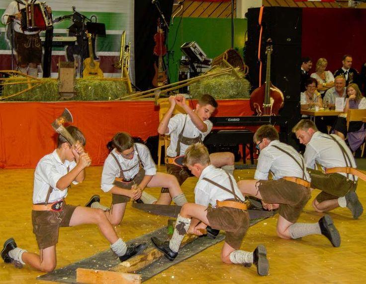 Learn schuhplattler dance