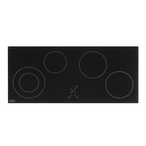 Belling CH90TXBLK 900mm Ceramic Hob Touch Control 9 Power Levels Black (Barcode EAN=5052263011748) http://www.MightGet.com/january-2017-13/belling-ch90txblk.asp