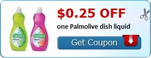 New Coupon!  $0.25 off one Palmolive dish liquid - http://www.stacyssavings.com/new-coupon-0-25-off-one-palmolive-dish-liquid-3/