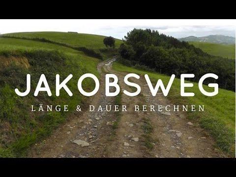 Jakobsweg Länge & Dauer | Jakobsweg-Küstenweg