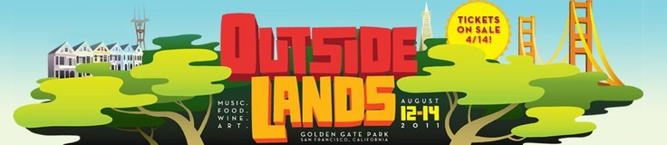 LOVE - Outside Lands Music Festival - San Francisco