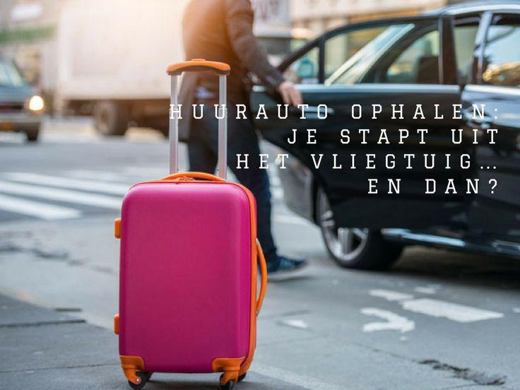 Huurauto ophalen: je stapt uit het vliegtuig… en dan? Lees op het blog van Sunny Cars wat je moet doen.