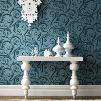 Les 16 meilleures images propos de papier peint chambre - Maison traditionnelle becker bratsch ...