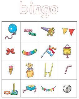 bingo feest