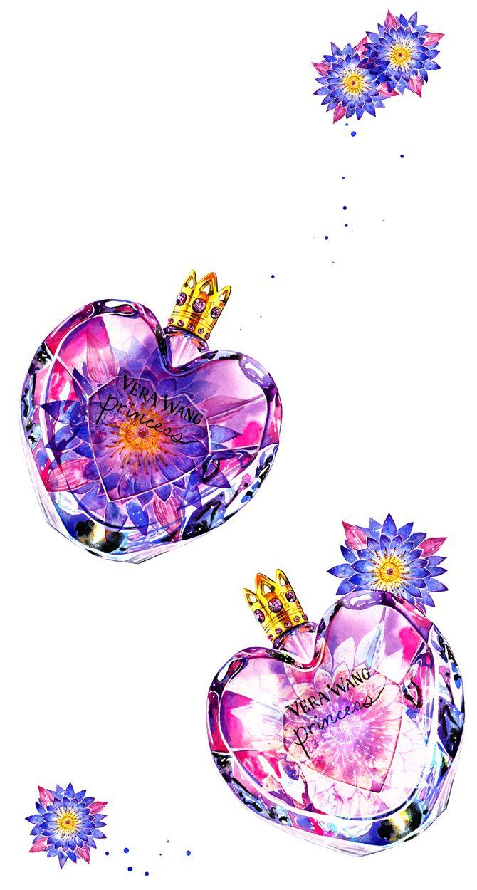 Perfume Obsession Princess Vera Wang by Sunny Gu