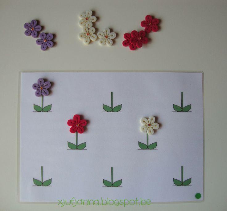 Juf Janna: Zaaien en planten - Lente