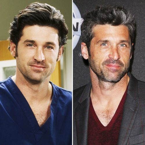 It's Patrick Dempsey's 50th Birthday — See the Cast of 'Grey's Anatomy' Then and Now!