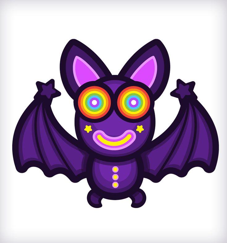 Meet Batz! ☉‿☉