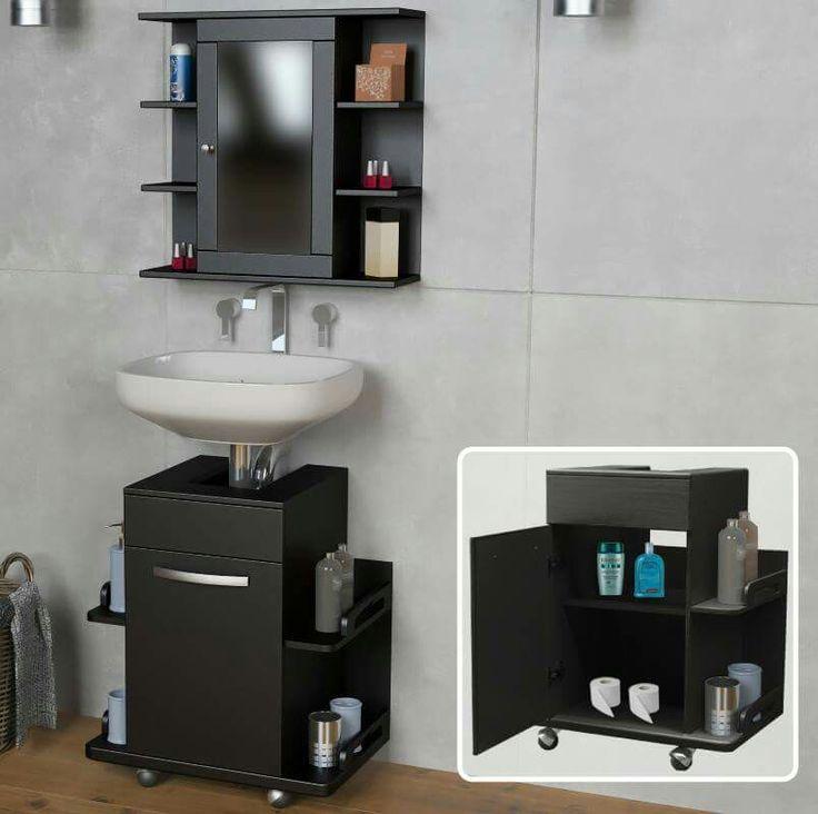 Ideas de muebles para bano for Ideas para muebles de bano
