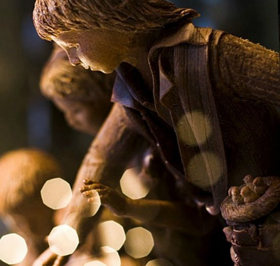 31 best images about sculpture chocolat on pinterest chocolate sculptures - Sculpture en chocolat patrick roger ...