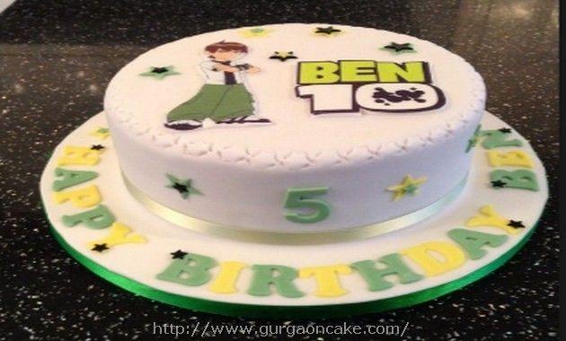 Ben 10 Birthday Cakes Ideas Picture