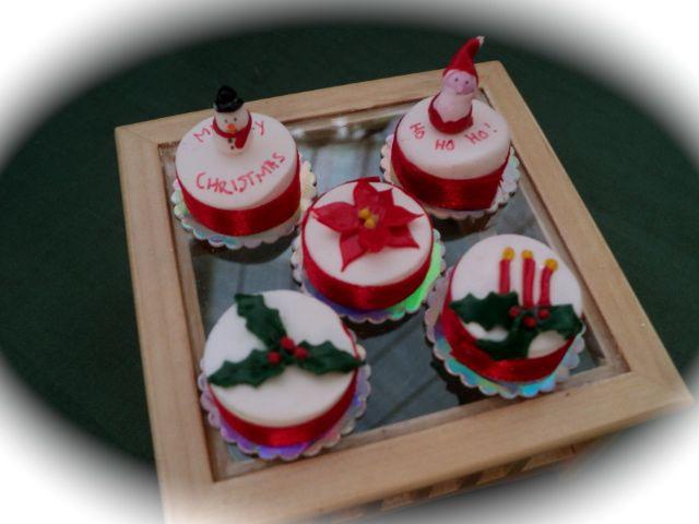 Xmas / Christmas Cake x1