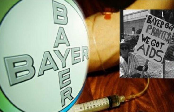 Bayer et le scandale du sang contaminé des année 80 Et si une entreprise en laquelle vous pensiez pouvoir faire confiance, vous avait vendu sciemment un médicament pour votre enfant tout en sachan…