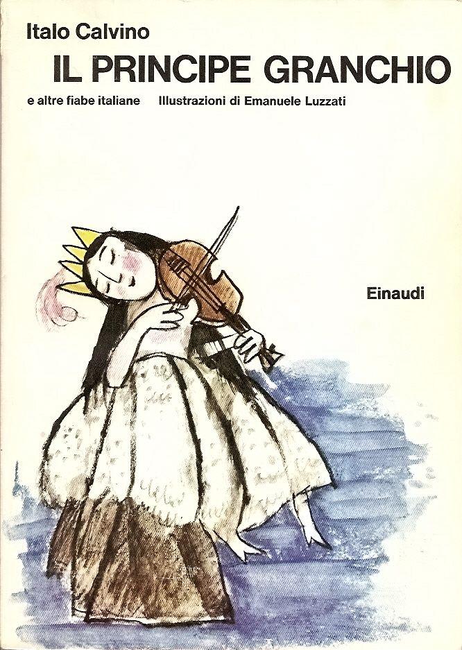 Il principe granchio - Italo Calvino