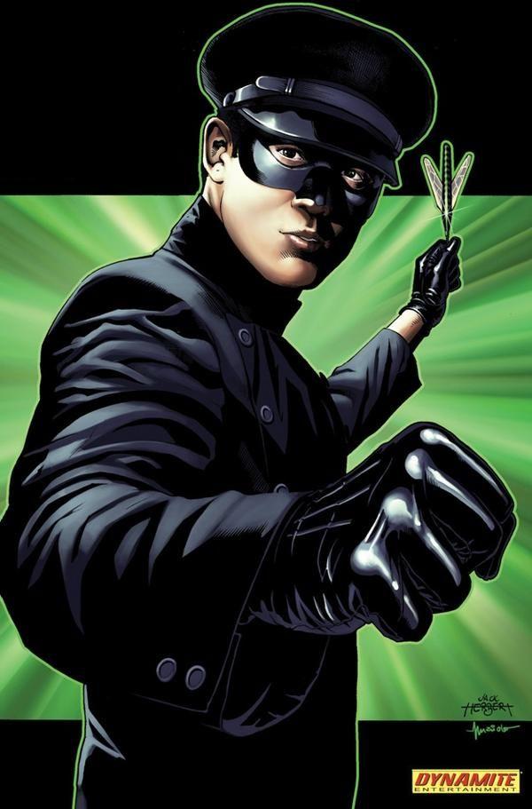 """Kato of """"The Green Hornet"""""""