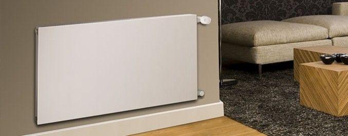 Радиаторы отопления Панельные радиаторы Plan Compact (боковое подключение) Артикул: нет Панельные радиаторы стальные PURMO Plan Compact с плоской передней панелью, наложенной на профилированную панель, с конвекционными элементами, подсоединяемые сбоку.
