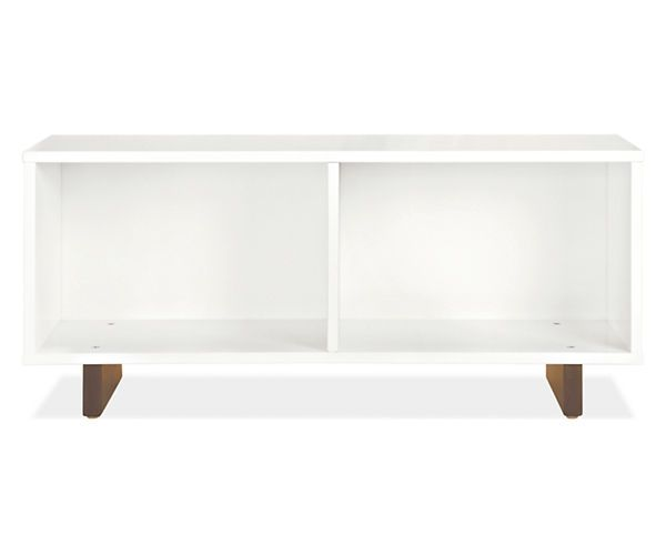 Moda Bookcase Benches - Bookcases & Shelves - Living - Room & Board