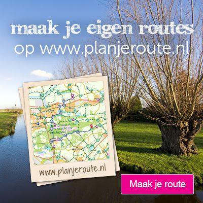 route.nl, Gratis routeplanner voor iedere fiets- en wandelliefhebber. Maak snel en eenvoudig je favoriete route over knooppunten of via het officiele fiets- en wandelpaden.
