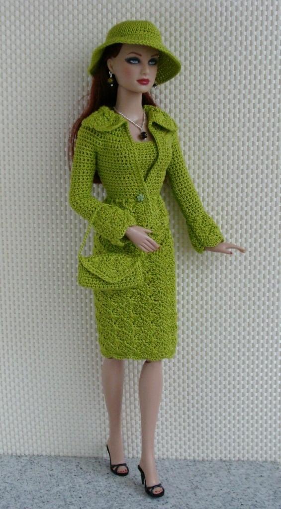 Free Knitting Patterns For Tonner Dolls : 87 best barbie images on Pinterest Barbie doll, Knitting ...