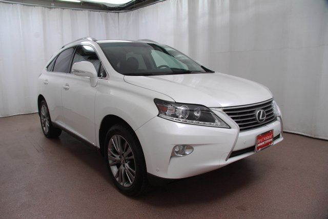 Pre-Owned 2014 Lexus RX 350 For information call 719.493.5826