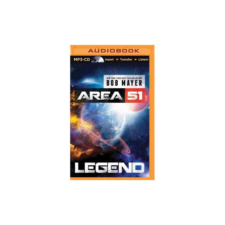 Legend ( Area 51) (Unabridged) (Compact Disc)