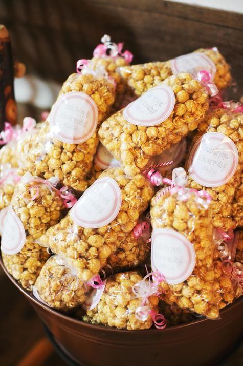 Sea salt and caramel popcorn flavors   EE Photogarphy   The popcorn shack   Theknot.com