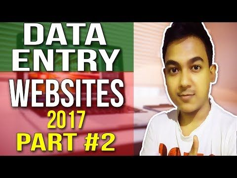 Best Data Entry Job Websites For Beginners 2017 Part #2 - http://LIFEWAYSVILLAGE.COM/how-to-find-a-job/best-data-entry-job-websites-for-beginners-2017-part-2/
