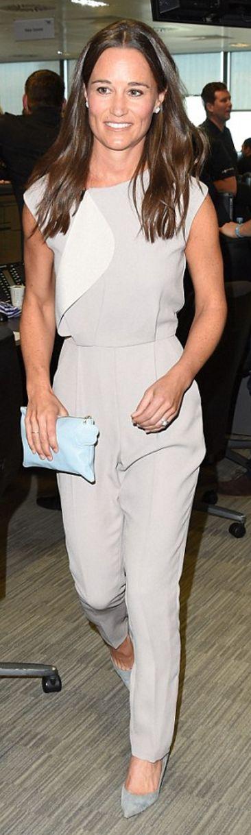 Pippa Middleton - wearing Reiss