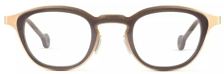 LA Eyeworks Cappy - Coco Sheen on Gold