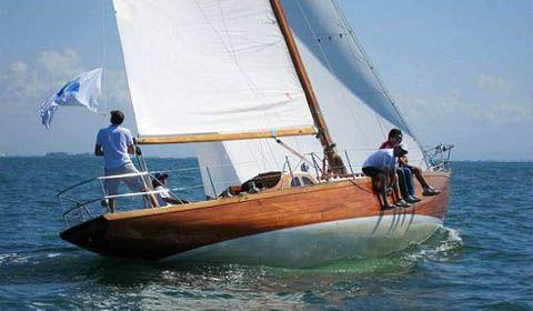 Regata Barche d'Epoca di Pirano (SLO): un trionfo per team Tiliaventum su Serenity