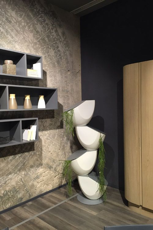 Interni Milano - Italy Ecovo #stackable #boxes #diegocollareda #etimodesign #madeinitaly #rondadesign