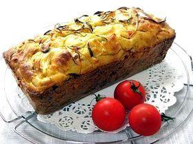 「ホットケーキミックスで簡単ケークサレ」東雲えーあんどえむ | お菓子・パンのレシピや作り方【corecle*コレクル】