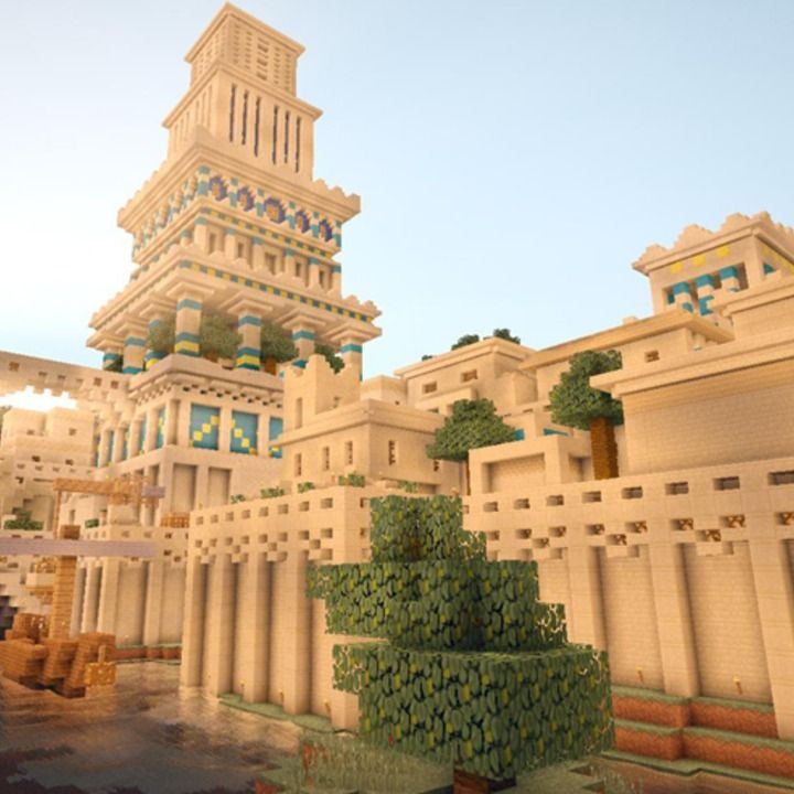 25 'Minecraft' Creations That Will Blow Your Flippin' Mind From stunning architecture to pixel art to complex contraptions, these massive Minecraft projects will astound you.