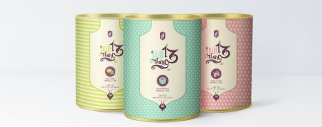 Pali Tea Packaging (Student Project)