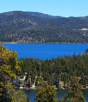 Big Bear Lake California Area Attractions