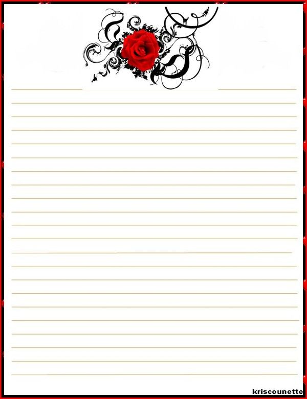 681 best Papateria images on Pinterest Writing papers, Note - diary paper printable