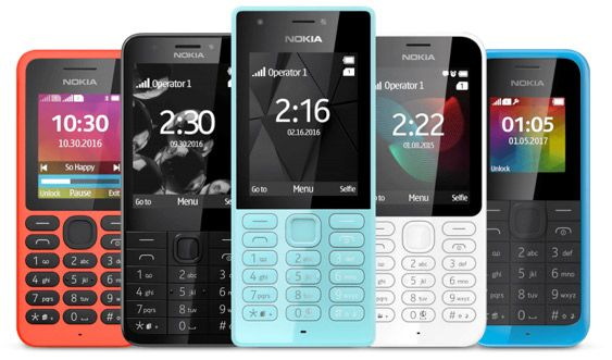 Nokia 150 Featured Phone Arrived In India