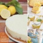 Postres con limón, recetas paso a pas