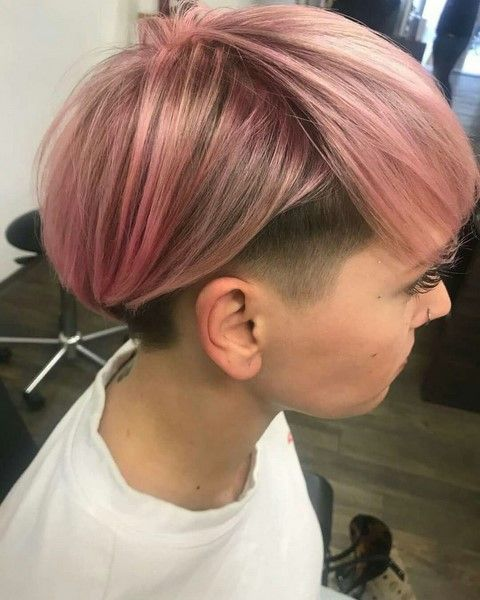 15 Best Pixie Hair Color Ideas For 2020 29 #hairstyles #hair #pixiehair #pixie2020 #hairstyles2020