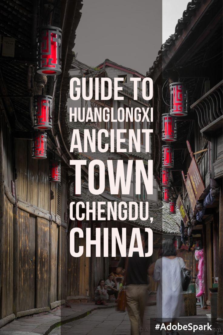 Guide to HuangLongXi Ancient Town (黄龙溪镇) (Chengdu, China)