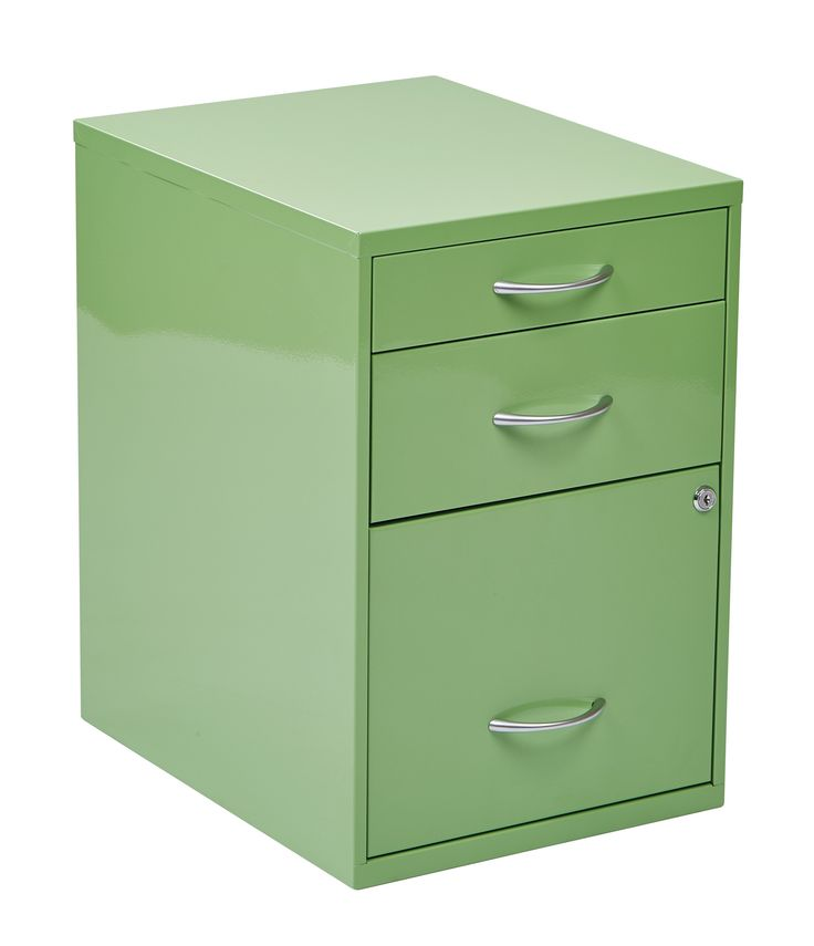 3-Drawer Metal File Cabinet | Wayfair Supply | $94.57 | Peached ...