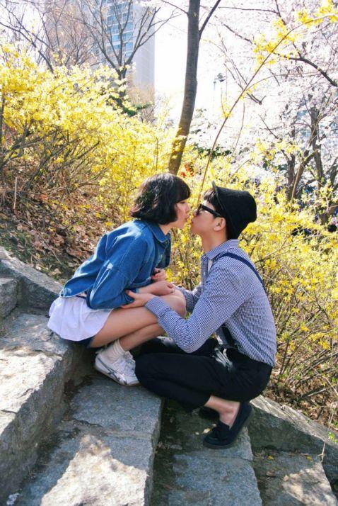 korea couple