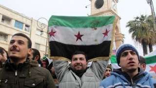Syria conflict: Clashes reported despite truce
