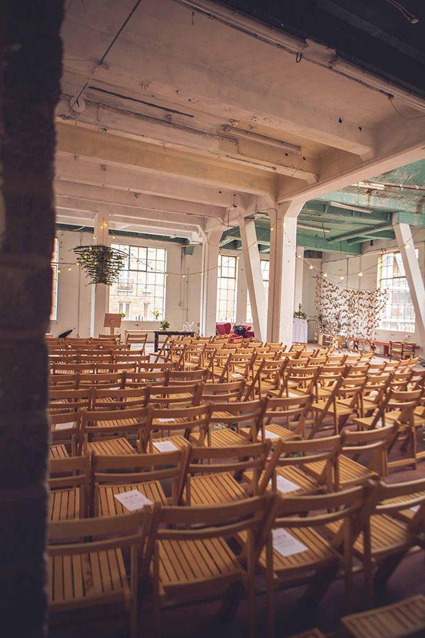 The Chocolate Factory Wedding by Lucy Nuzum Photography // www.onefabday.com