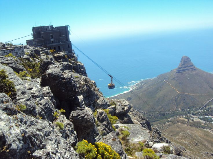 Table Mountain Cableway...